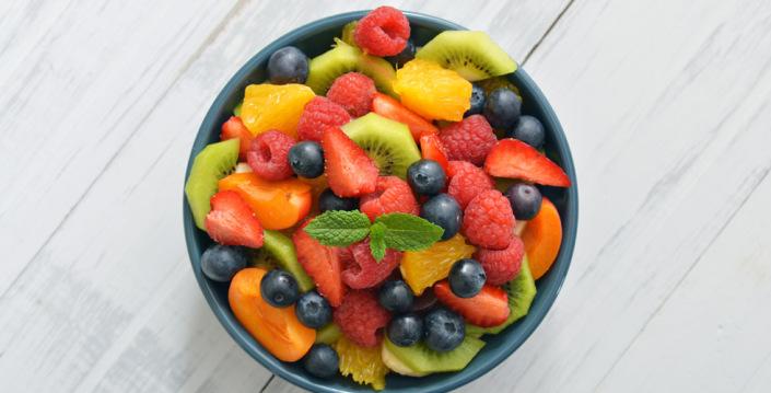 Derfor er bær, grønnsaker og frukt sunt for kroppen