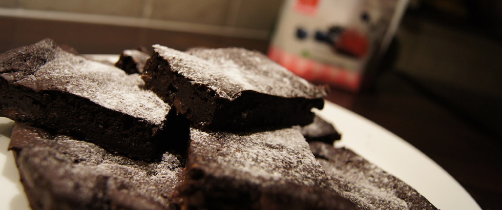 Amerikanske brownies