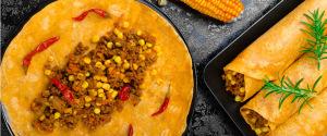Taco med sunnere maislomper