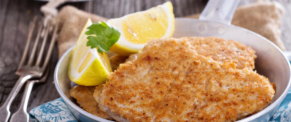 Proteinrik og sunn middag med kylling