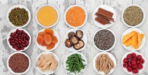 Næringsinnholdet i maten, hva inneholder maten du spier