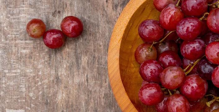 Fryste druer