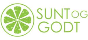 Sunt og godt logo