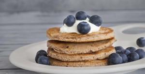 Pannekake med 3 ingredienser